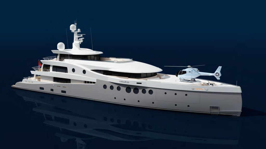 Yacht EVENT An Amels 199 Superyacht CHARTERWORLD Luxury