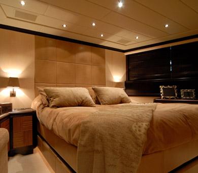 SAMIRA Oscar 2 Bedroom Luxury Yacht Browser By