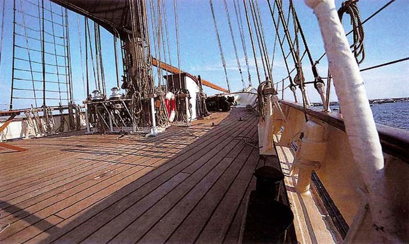 SIR WINSTON CHURCHILL Yacht Charter Details Camper
