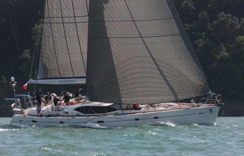 Yacht ACHERON Oyster 655 CHARTERWORLD Luxury Superyacht