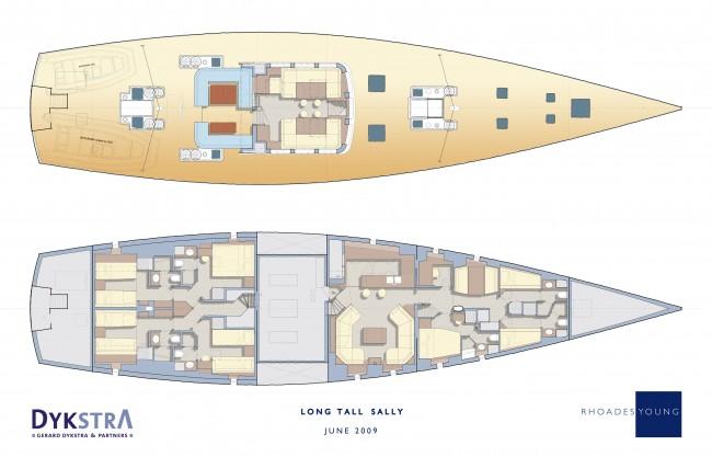 Yacht Long Tall Sally A Claasen Jachtbouw Superyacht