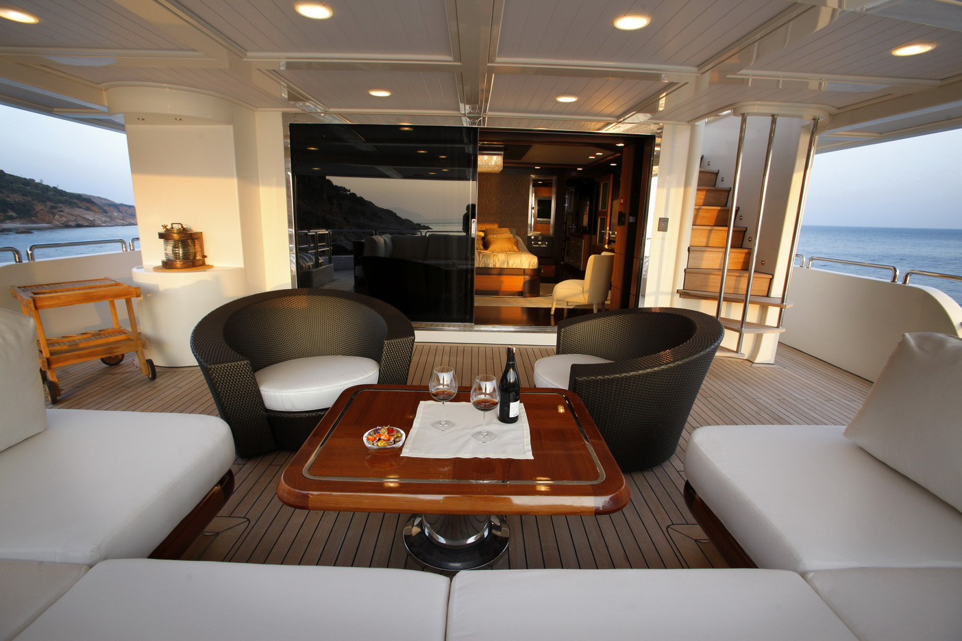 Super Serenity II Yacht Charter Details Mengi Yay