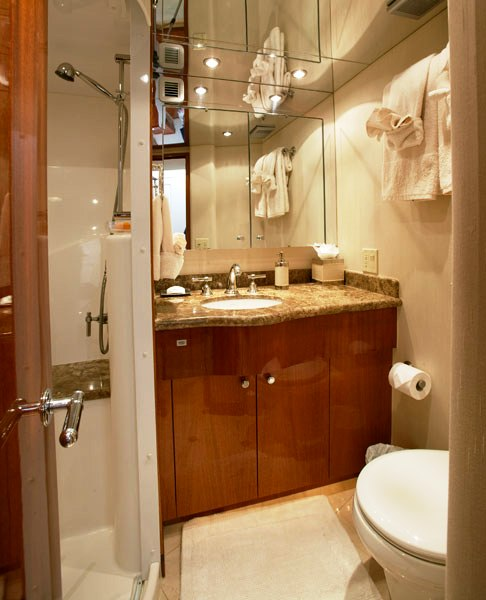 Show Boat Guest Bathroom Luxury Yacht Browser By