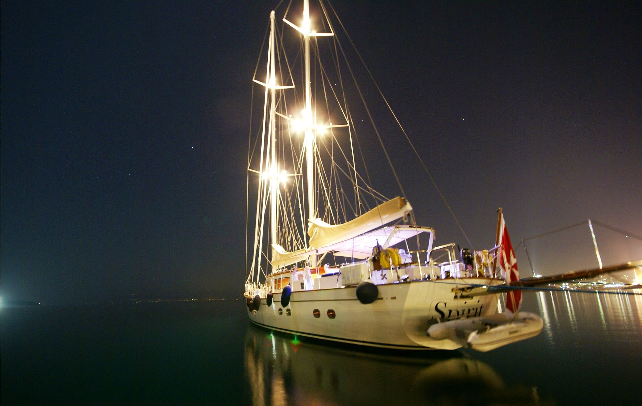 SPIRIT OF THE EAST Yacht Charter Details Aegean Yacht