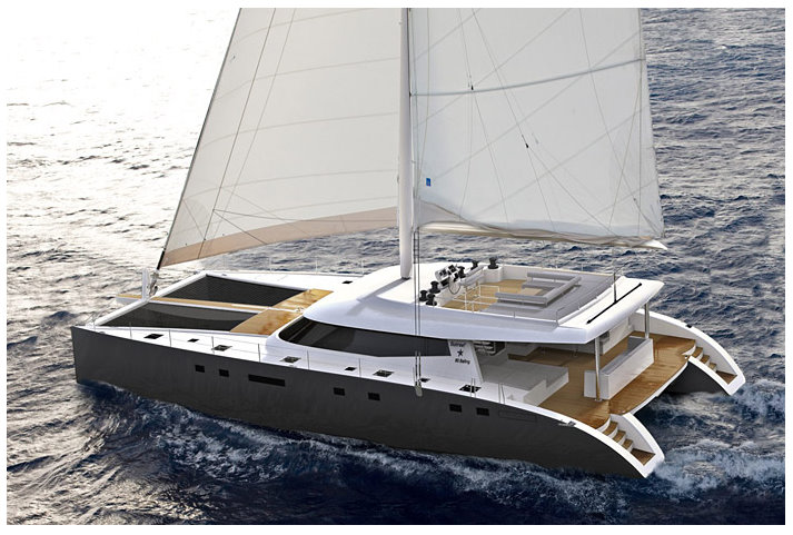 el mejor catamaran del mundo de lujo sunreef 80
