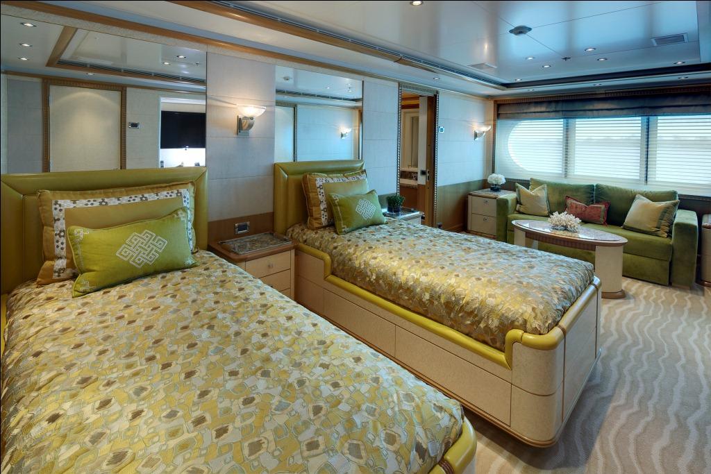 Luxury Yacht Charter PEGASUS VIII Superyacht PEGASUS V