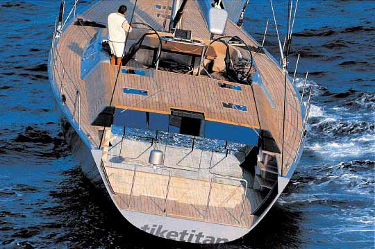 Yacht Wally Tiketitan 88 Mediterranean Luxury Crewed