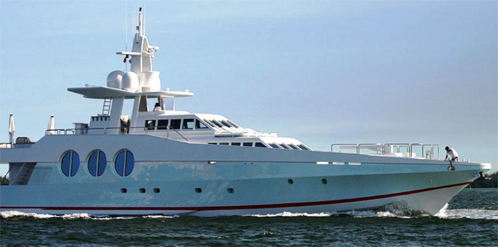 NEVER SAY NEVER Yacht Charter Details Oceanfast