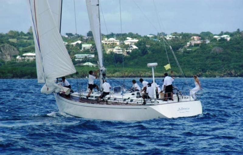 OLIVIA LEE Yacht Charter Details Nautor Swan