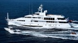 Musashi Yacht Feadship XL 88 Is Launched Luxury Yacht