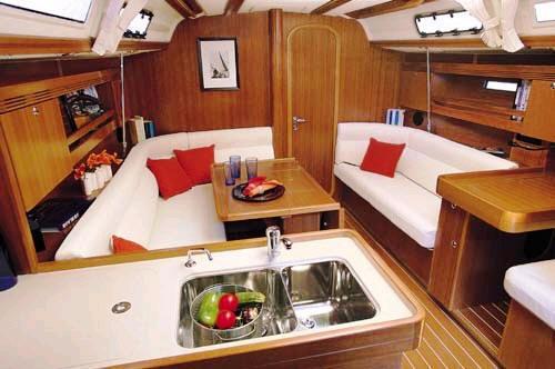 Dufour 40 Yacht Charter Details France Bareboat Sailing Yacht CHARTERWORLD Luxury Superyachts