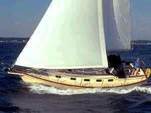 Island Packet 32 Yacht Charter Details Island Packet 35ft