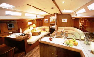 Sailing Boat Jeanneau 40 Yacht Charter Details Jeanneau