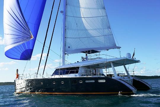 Sunreef 60 Yacht Charter Details Caribbean