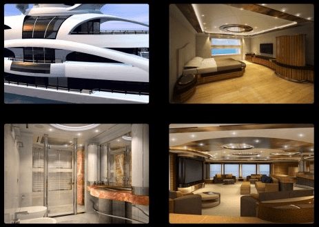 Superyacht Orca Interiors Photo Credit To Michael Leach
