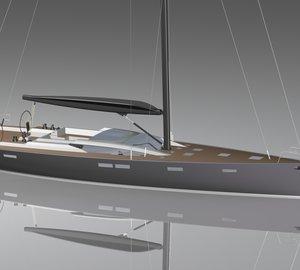 Luxury Futuna 70 Sailing Yacht ICHTUS Launched And
