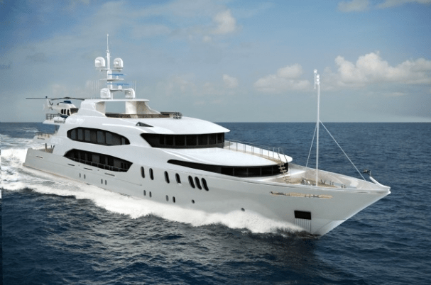 Mega Yacht Mi Sueo To Dbut At The 2010 Fort Lauderdale Show Yacht Charter Amp Superyacht News