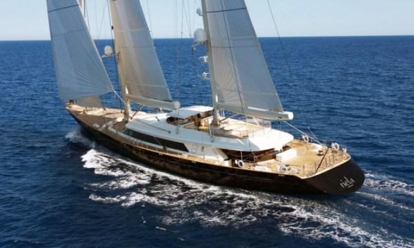 Sailing Yacht Riela Wins Showboats Design Awards 2010 ...
