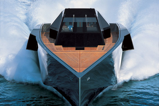 Profile On Stefano Pastrovich CUSTOM FEVER Yacht Design Yacht Charter Amp Superyacht News