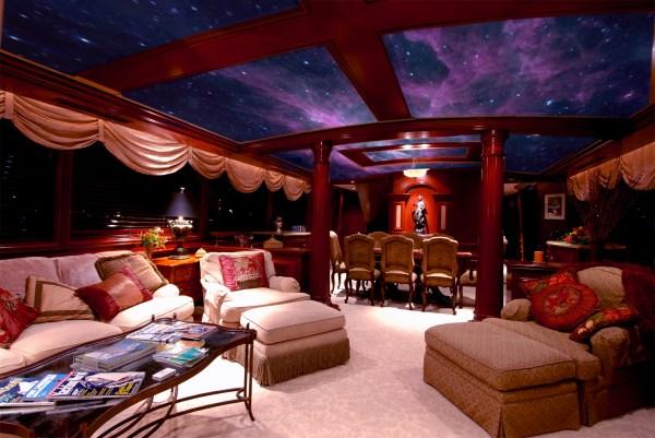nebula themed bedroom Gallery