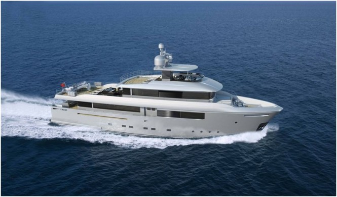 The Kingship Ocean SUV Explorer Yacht Of 90 116 And 150