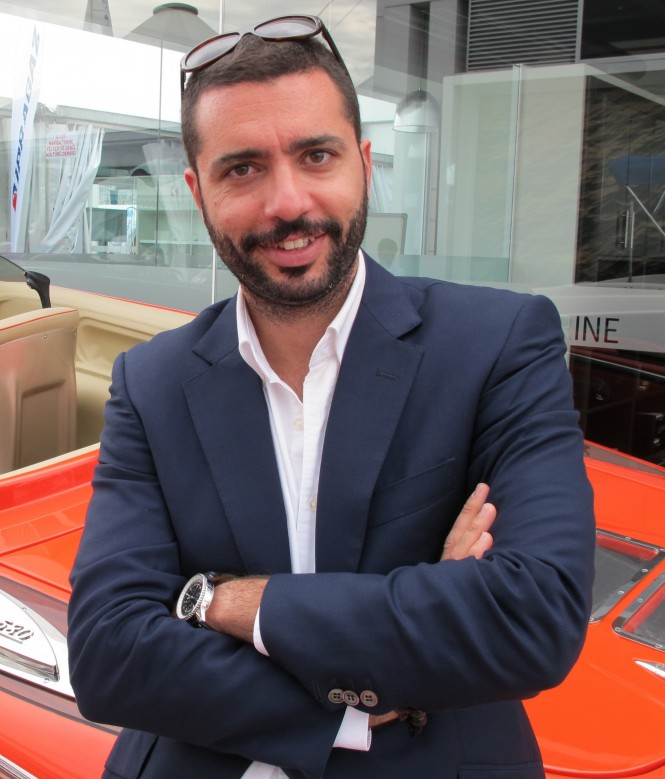 Vicem Yachts Announce Ali Tanir As New Marketing Manager