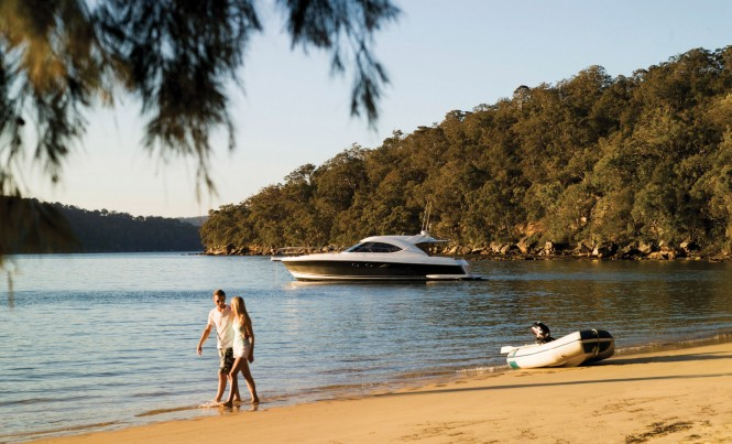 Riviera To Exhibit A Range Of Yachts At The Auckland