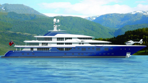 Project Nicki Yacht Charter Amp Superyacht News