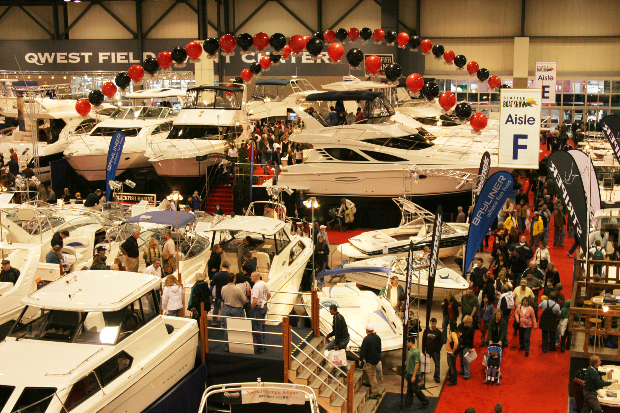 Seattle Boat Show Yacht Charter Amp Superyacht News