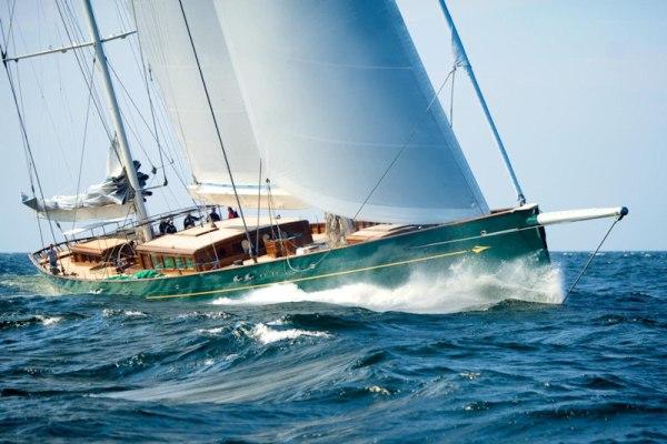 Luxury sailing yacht Hetairos — Yacht Charter & Superyacht ...