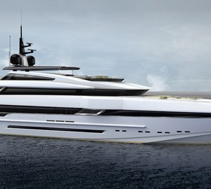 Rossinavi And Pininfarina Superyacht Concept To Debut At