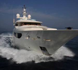 Motor Yacht LA MASCARADE Ex La Masquerade Yacht Charter