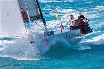 52ft Sailing Yacht Georgia Is Expected To Lead Defence Of