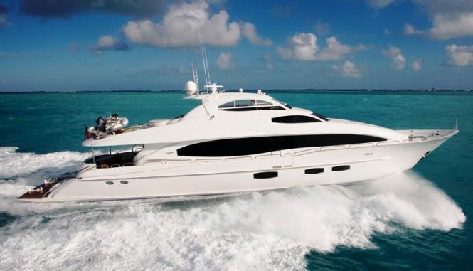 Miami International Boat Show 2012 Luxury Yacht Charter