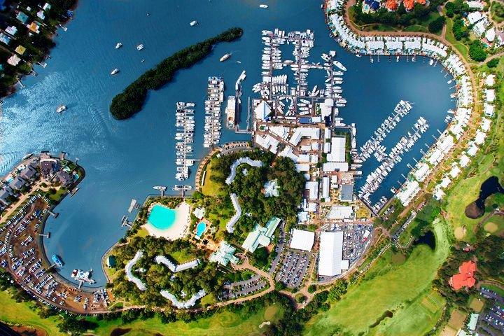 Sanctuary Cove International Boat Show Yacht Charter