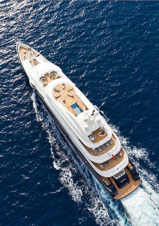 Numptia Luxury Yacht Charter Amp Superyacht News