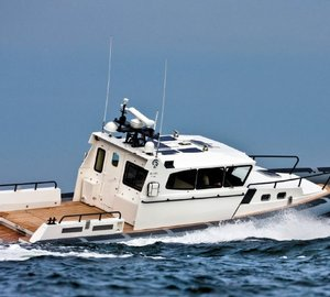 Images Of The New 19ft Rupert Custom Yacht Tender For