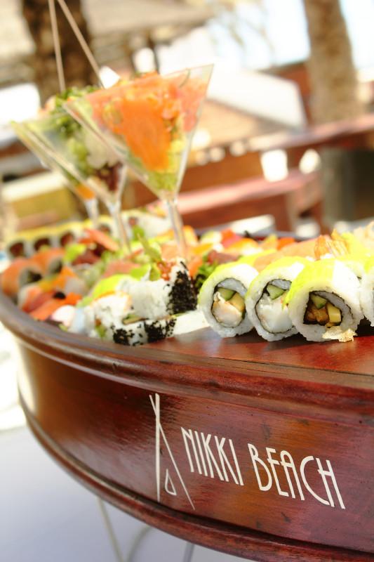 Sushi Boat Nikki Beach Yacht Charter Amp Superyacht News