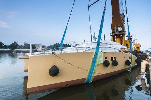 Sunreef 114 Yacht Charter Amp Superyacht News