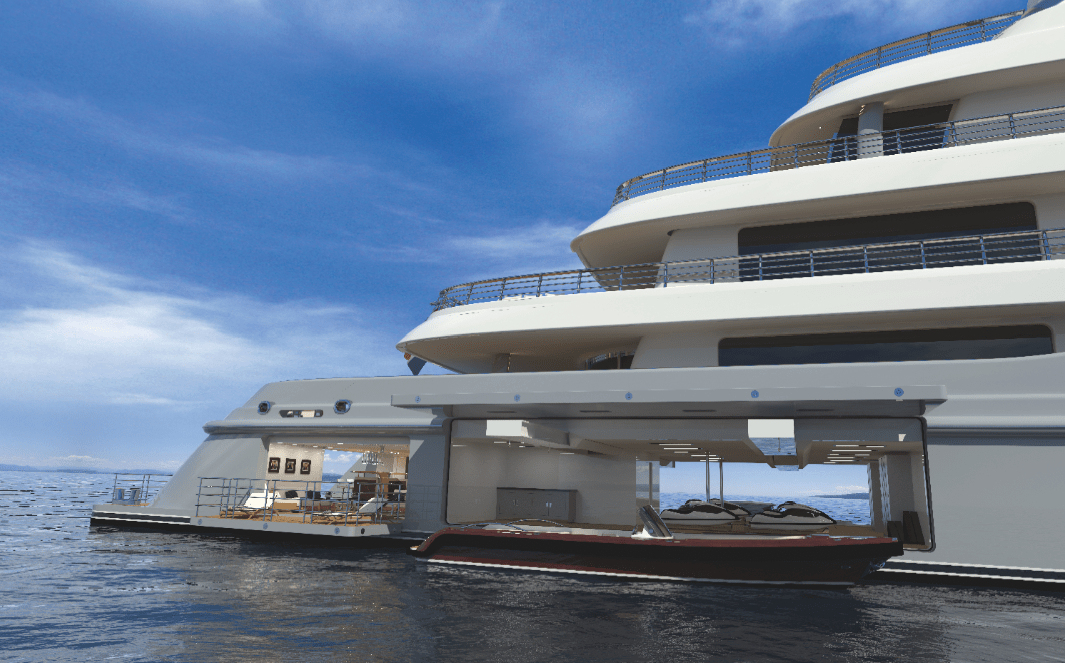 Amels 272 Superyacht Limited Editions Yacht Image