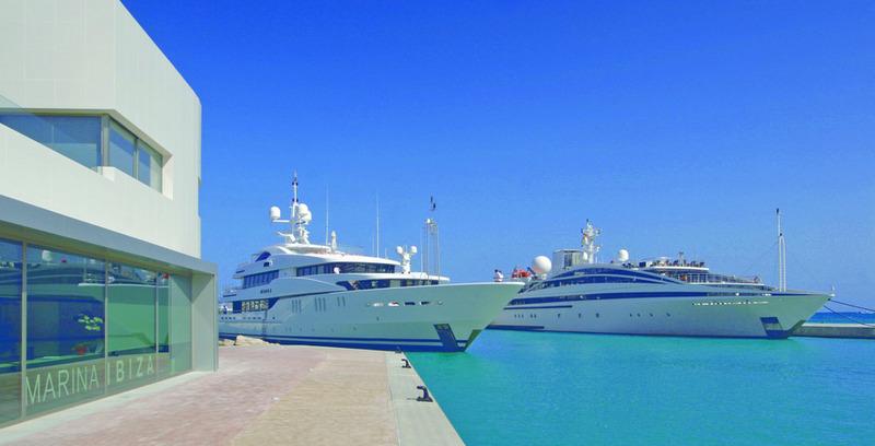 Marina Ibiza Yacht Charter Amp Superyacht News