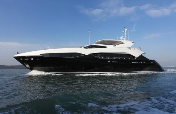 Sunseeker San Remo — Yacht Charter & Superyacht News