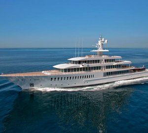 Charter Yacht Harle At The Nelsons Dockyard Marina With