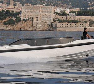 DarielUP Yacht Tender Concept By Dariel Yacht Yacht