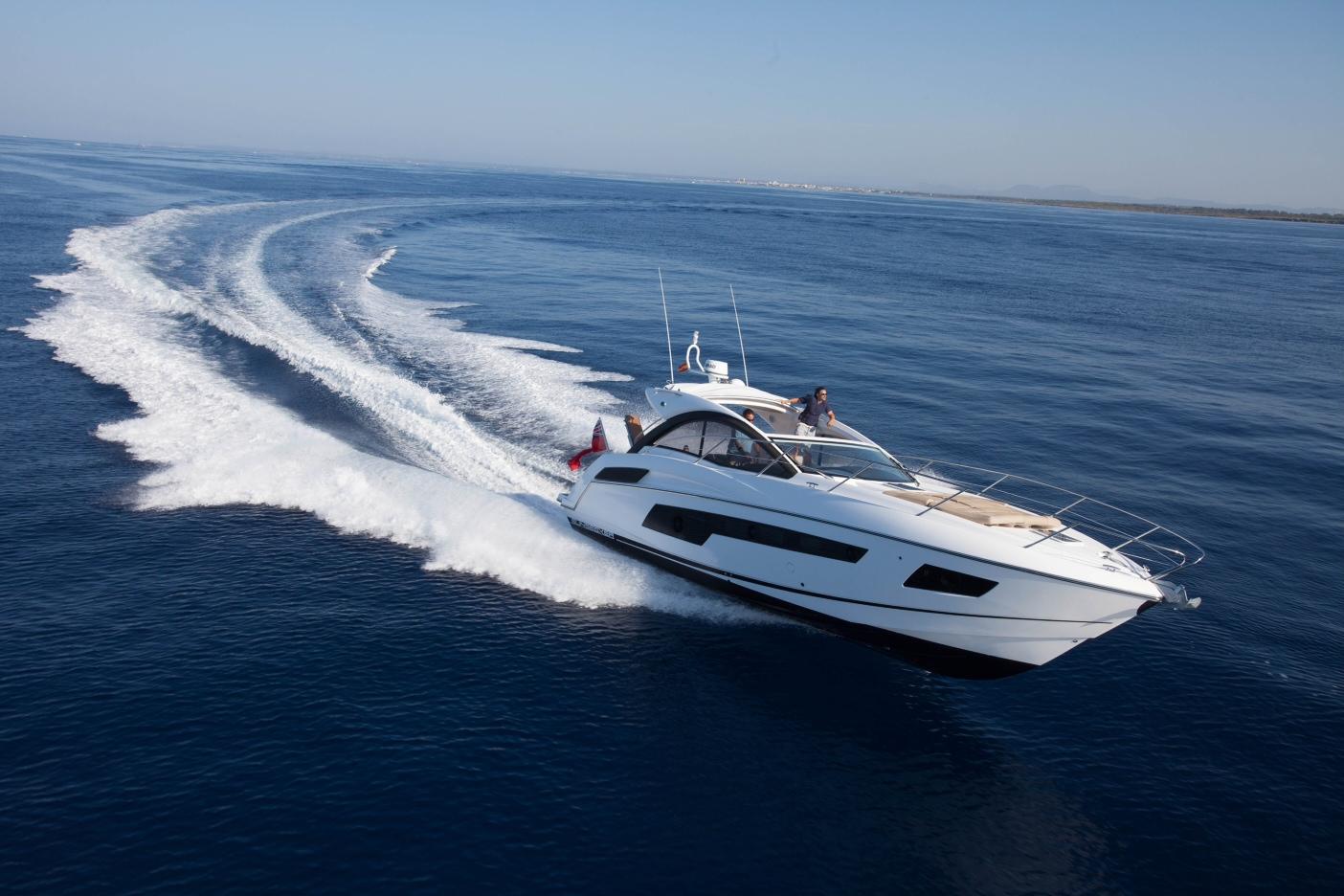 Sunseeker Portofino 40 Yacht Yacht Charter Amp Superyacht News