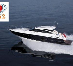 Princess Yachts Internationals David King Receives