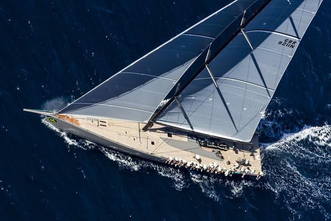 WallyCento Luxury Yacht Hamilton By Green Marine Image