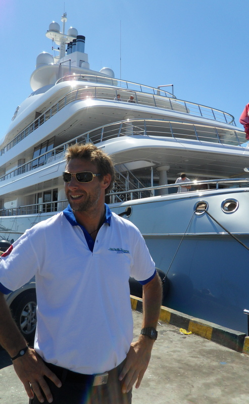 Discover Indonesia Richard Lofthounse On Mayan Queen Yacht