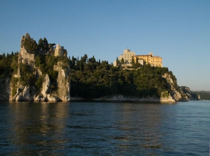 Trieste Duino Castle Yacht Charter Amp Superyacht News