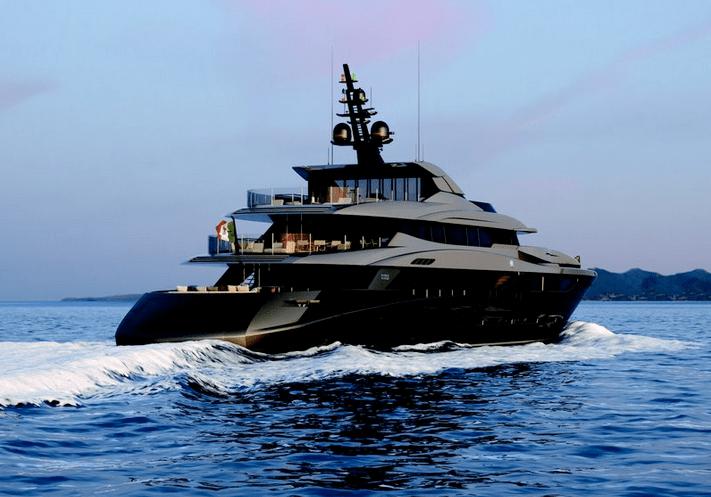 New 60m Mega Yacht Project M60 Yacht Charter
